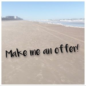 All reasonable offers considered! Bundle to save!
